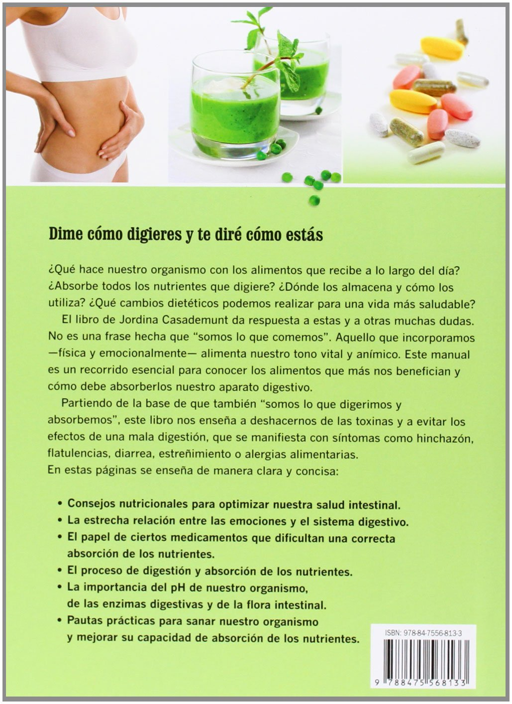 Salud Interior: Jordina Casademunt: 9788475568133: Amazon ...