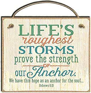 product image for Imagine Design Life's Roughest Storms Magnet, Multi