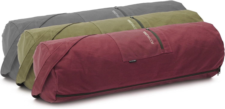 Yogistar® Yogatasche yogibag® basic - zip - cotton - big plus - 73 cm bei amazon kaufen