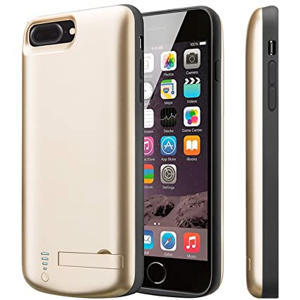 Amazon.com: Batería para iPhone 8 Plus Case/iPhone 7 Plus ...