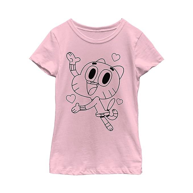 Amazon com: The Amazing World of Gumball Girls' Love Gumball