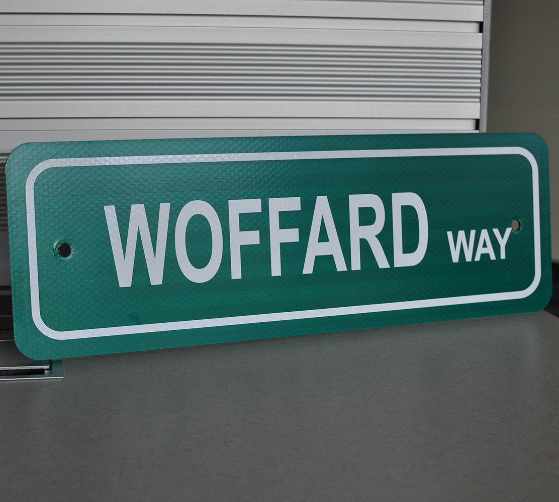 Amazon.com: Personalized Custom Name Street Sign - 6\