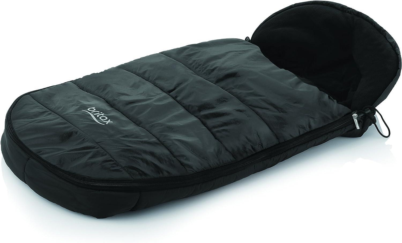 Britax Shiny - Saco para silla de paseo, color Black