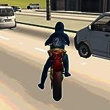 Motorcycle Driving Simulator 3D