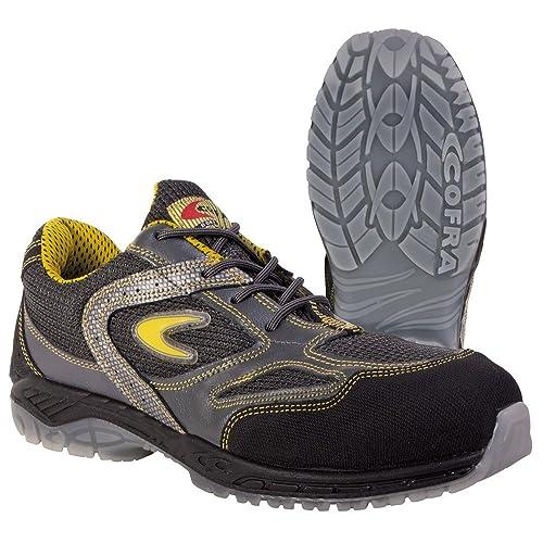 e5d6e8c1769 Cofra Safety Shoes S1P 'Grand Slam Light Work Boots 40 - 30150000 ...