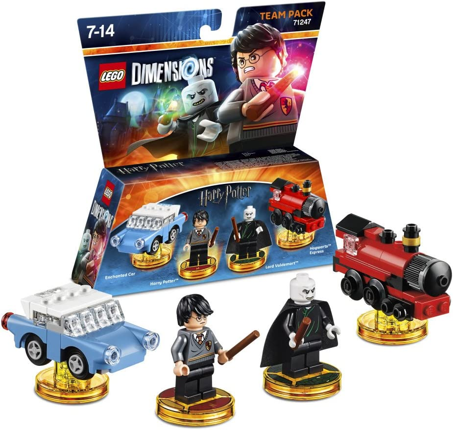 LEGO Dimensions: Harry Potter: Amazon.es: Videojuegos
