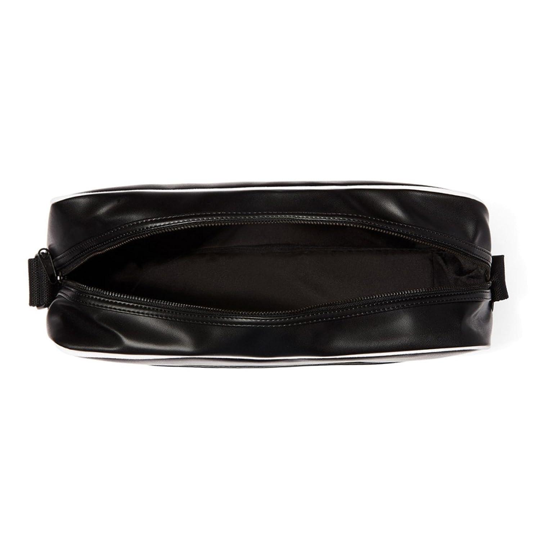 Fred Perry Clothes Bolso Bandolera Negro Logo de