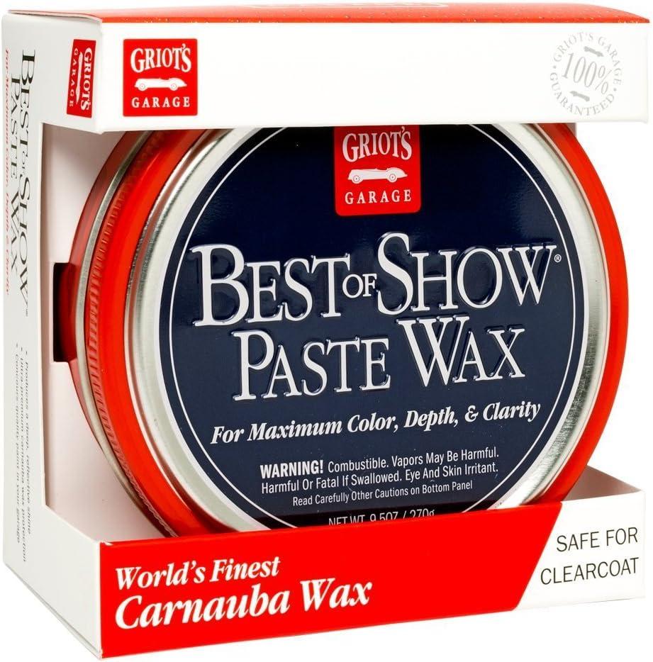 Griot's Garage Best of Show Paste Wax