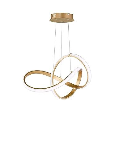 WOFI - Lámpara de interior para salón, lámpara colgante ...
