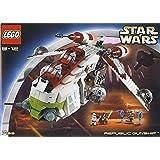 LEGO 7163 Star Wars - Transporte de Asalto de Baja Altitud/infantería: cañonera LAAT/i (686 piezas)