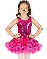 Child Sequin Tutu Costume Dress,SK736M