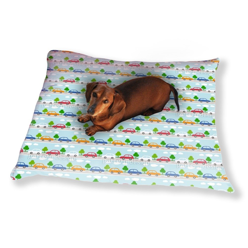 Cars Dog Pillow Luxury Dog / Cat Pet Bed