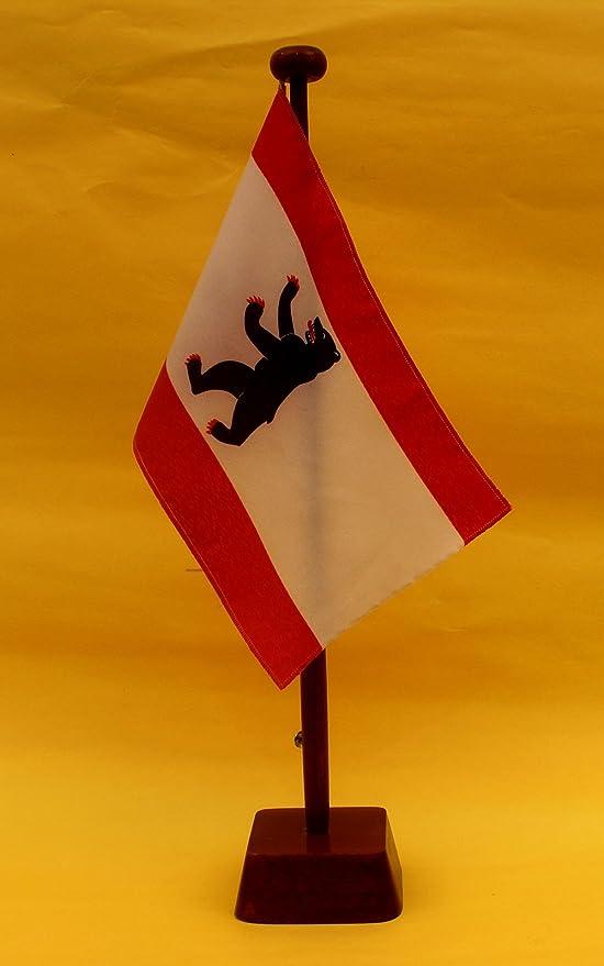 Dänemark Tischflagge 15x25 cm Profi Qualität Tischfahne Autoflagge Bootsflagge