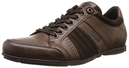 Levi'S Firebaugh - Zapatillas de Deporte para Hombre Marrón Marron (29 Dark Brown) 40 xtXh7QCNkD