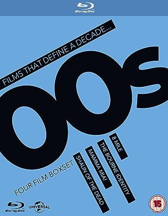 Amazon com: Films That Define A Decade: '00s [Blu-ray