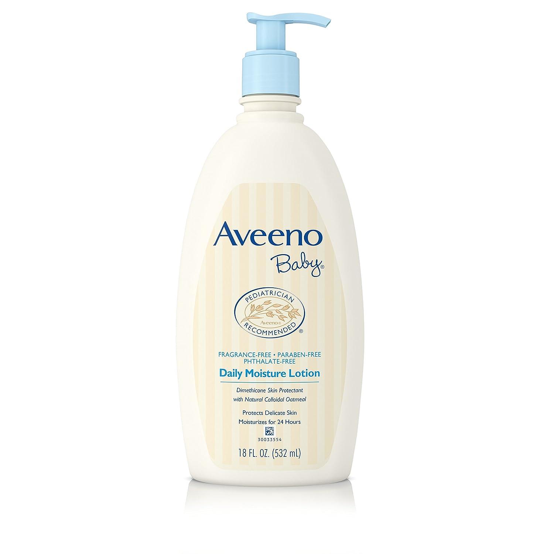 Aveeno Baby Daily Moisture Lotion 18 Fl.Oz.[532 ml] JJ-168