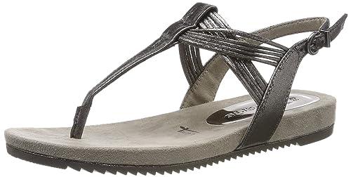 Tamaris 1 1 28107 22, Sandali con Cinturino alla Caviglia Donna