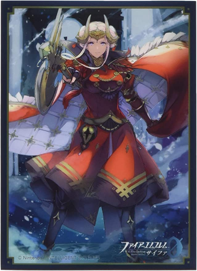 Edelgard Fire Emblem 0 Cipher Movic Sleeves Collection No.FE98 Three Houses