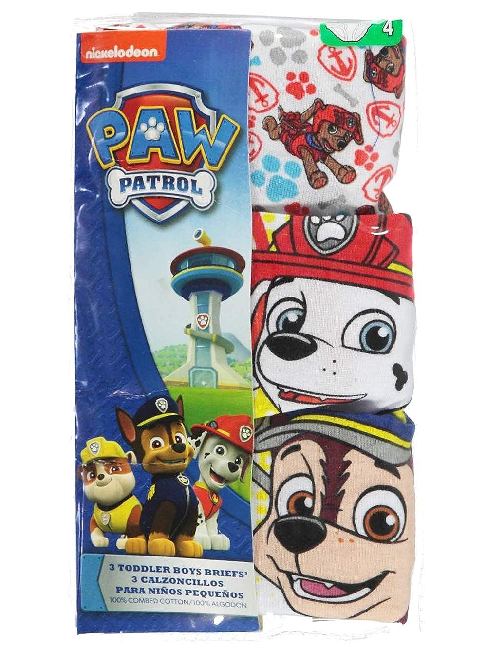 Paw Patrol Little BoysAnchor Medley 3-Pack Briefs