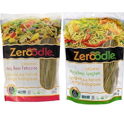 Zeroodle, orgánico/sin OMG, frijoles de soja, frijoles ...