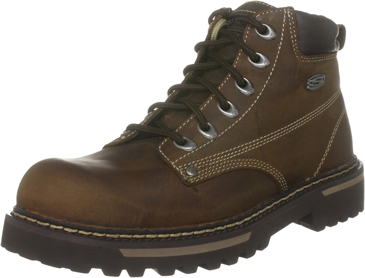 TALLA 41 EU. Skechers Cool Cat Bully II - Botas para Hombre
