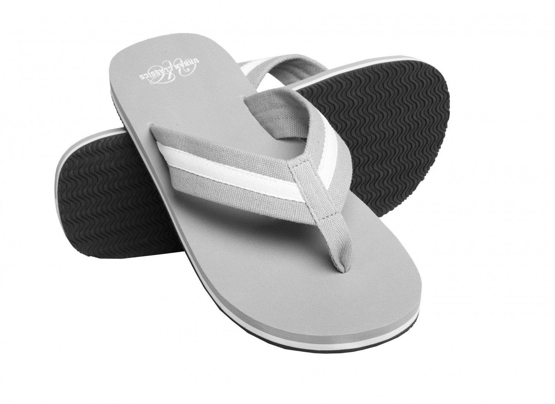 Urban Classics Sandalen/Zehentrenner Beach Slippers TB304, Groesse Eur:36, Farbe:white/turquoise