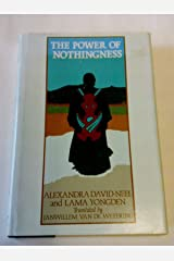 The Power of Nothingness (English and French Edition)
