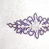 Crystal Belt Wedding Rhinestone Applique Glitter Dress Belts Beaded Bridal Sash Wedding Belt Bridal Belt