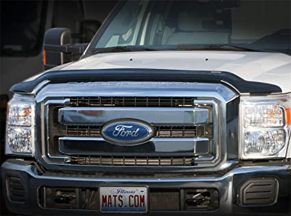 Weathertech Stone Bug Deflector For Select Ford F  Models
