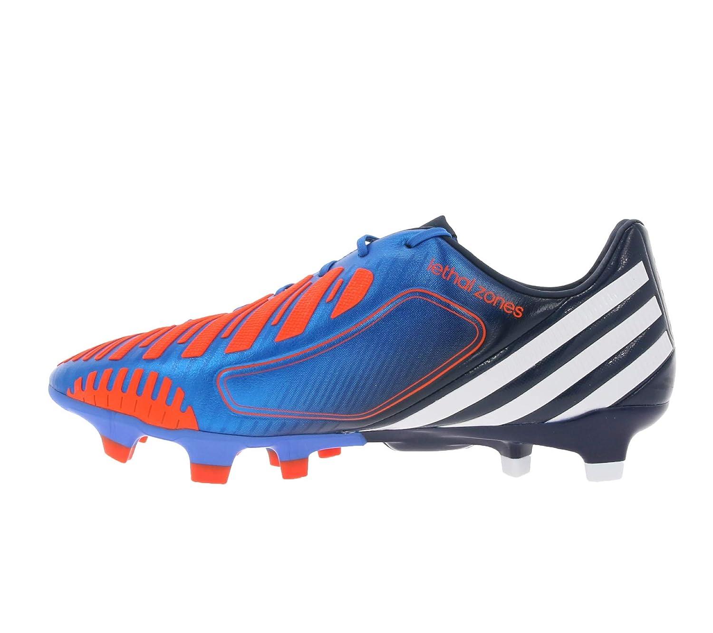 adidas Herren Predator Lz TRX Fg Fußballschuhe, blau Blau