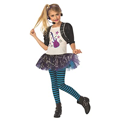 Rubie's Costume Rock Star Girls Child Pop Costume: Toys & Games