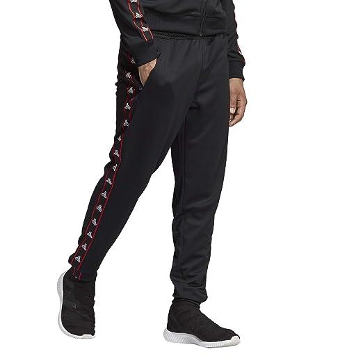 39f55e23cd Amazon.com: adidas TAN Tape Clubhouse Track Pants: Sports & Outdoors