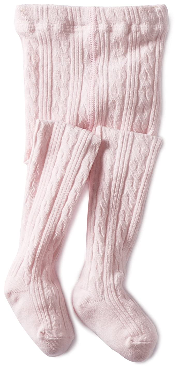 Jefferies Socks Baby Girls Cable Tight