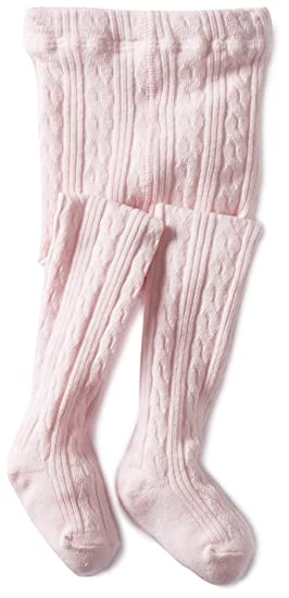 3acf63ec03550 Amazon.com: Jefferies Socks Baby Girls' Cable Tight: Infant And ...