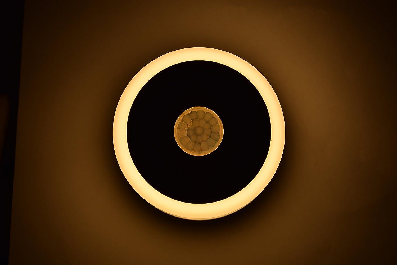 IBV LED Nachtlicht Steckdosenlicht mit Dämmerungssensor und ...