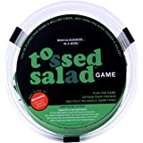 Games Adults Play 70033 Tossed Salad Game: Ridiculousness in A Bowl, Green