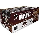 Hershey's Chocolate Milk, 8 Ounce (Pack of 18)