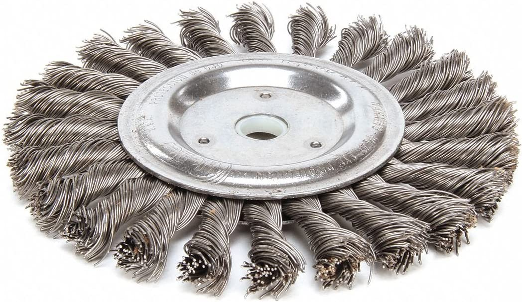 "1 EACH 4/"" x 5//8/"" 11 Arbor Carbon Stringer Wheel"
