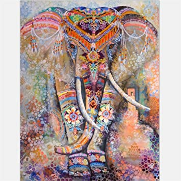 Amazon.com: Tapiz floral, árbol de la vida, elefante ...