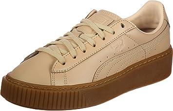 Puma Platform Veg Tan NATUREL W Schuhe