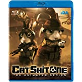 Cat Shit One -The Animated Series - 3DCG Animation (English Subtitles) Blu-ray