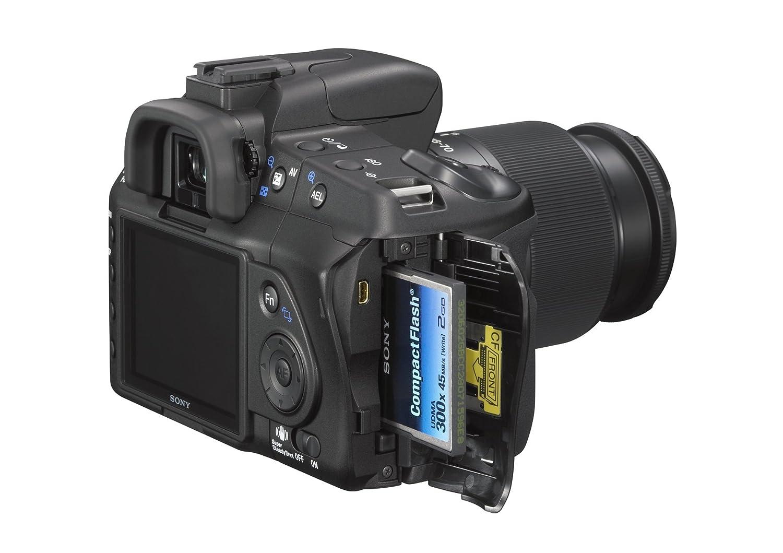 sony dslr a200k 10 2mp digital slr camera zoom lens amazon co uk rh amazon co uk sony dslr a200 user guide Sony DSLR A200 Charger
