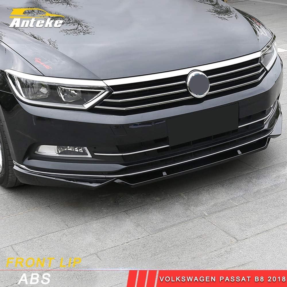 Air Dams ANTEKE for Volkswagen Passat B8 2018 car Styling Car ...