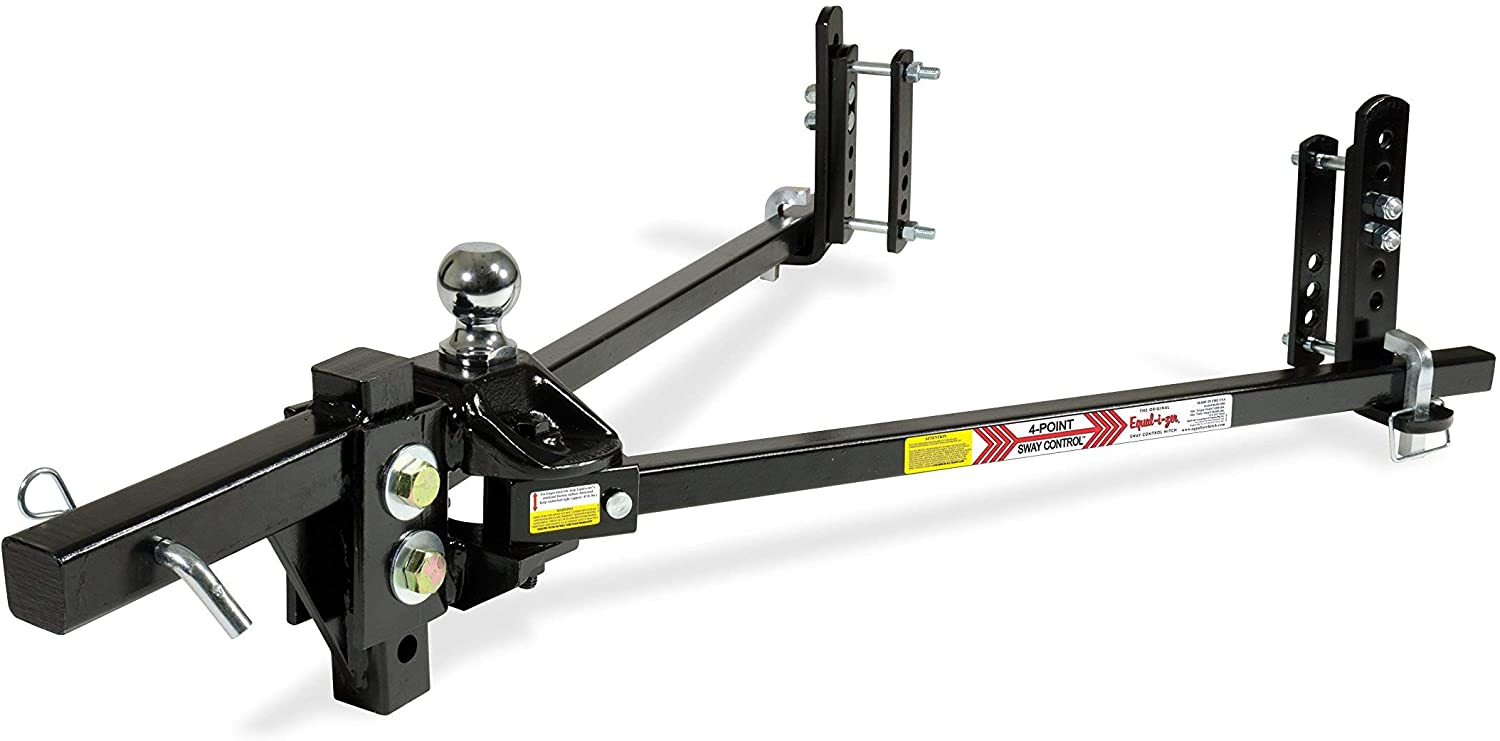 Equal-i-zer 4-point Sway Control Hitch