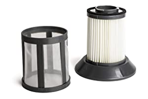 Green Label for Bissell Zing Dirt Bin Filter (compares to 2031532, 2031772) and Dirt Cup Filter Screen (compares to 2031531, 2031771). Fits Bissell Zing Bagless Vacuums: 6489, 10M2, 64892, 64894
