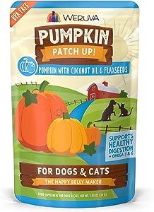 Weruva Pumpkin Patch Up! Pumpkin Pouches for Dogs & Cats