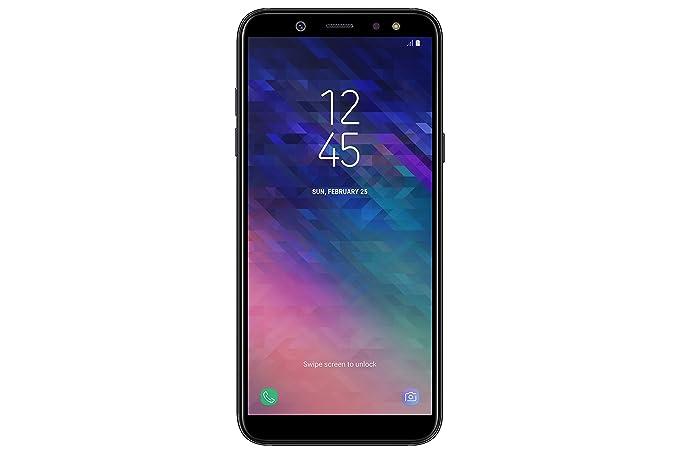 150 opinioni per Samsung Galaxy A6 (2018) Smartphone, 32 GB Espandibili, Dual Sim, Nero (Black)