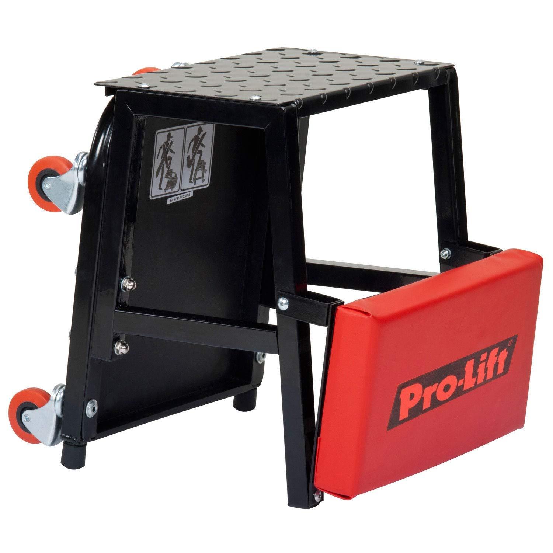 Pro-Lift C-2800 300-pound Capacity Creeper Seat and Stool Combo