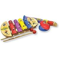 Discoveroo The Wiggles Mini Music Set