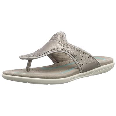 Ecco Footwear Womens Bluma Thong Flip Flop